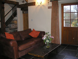 Self Catering Cottage Sitting Room